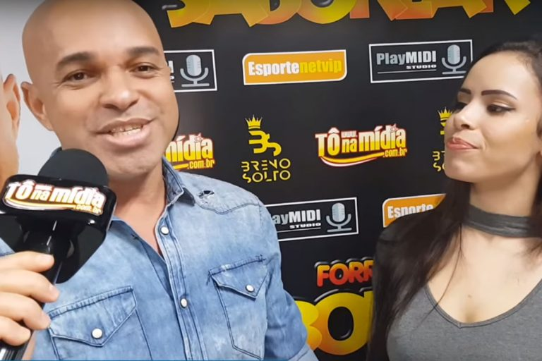 entrevista com breno sousa do forro saborea