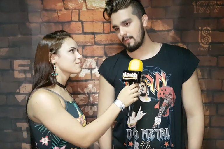 Entrevista com Luan Santana e Mano Walter