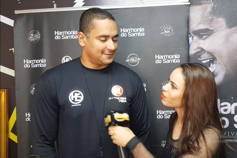 Entrevista com Xandy do Harmonia do Samba