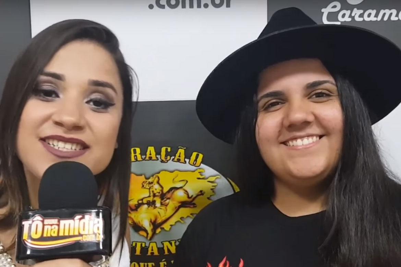 Entrevista com Yasmin Santos