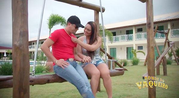 """Mulher Melancia no clipe """"Vidente"""" do Bonde do Vaqueiro"""