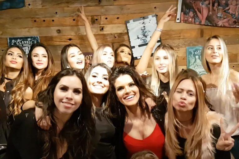 Só Dá Elas BB com Suellen Santos, Karen Stefanie e Raissa Silveira