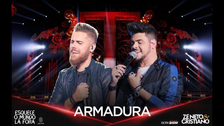 """""""Armadura"""" mais um sucesso de Zé Neto e Cristiano"""