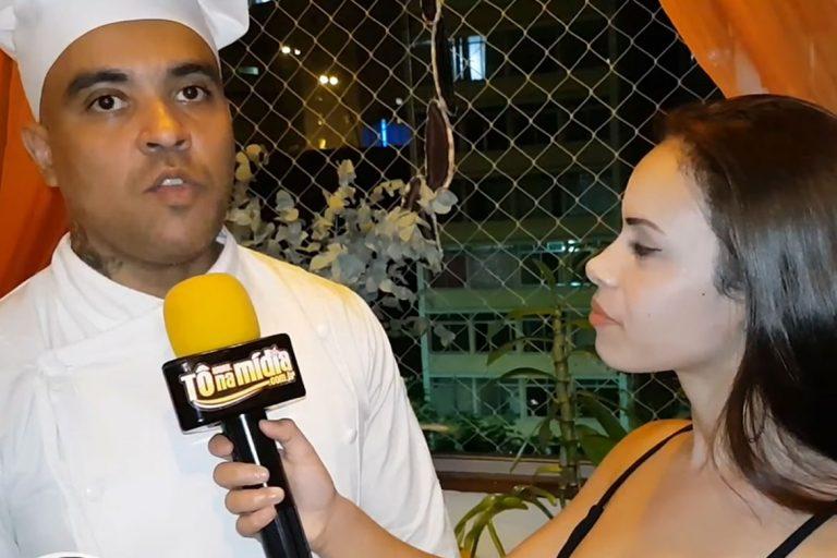 Entrevista com o chef de cozinha Alexandre Silva