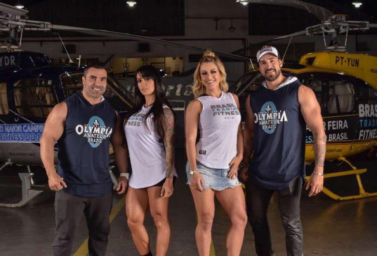 Deborah Albuquerque é uma das Embaixadoras Fitness do Brasil
