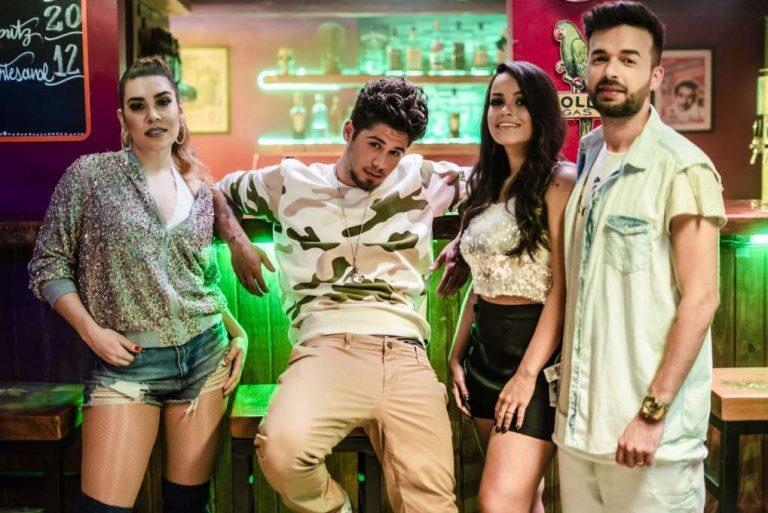 """Zé Felipe em clipe """"My Love"""" com Naiara Azevedo e Furacão Love"""