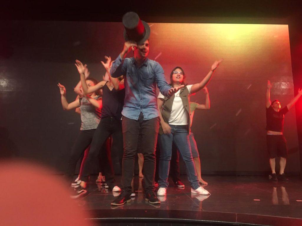 IMG 20181226 WA0054 1024x768 - A cantora Gospel Betânia Lima escreve o musical O Rei é Show