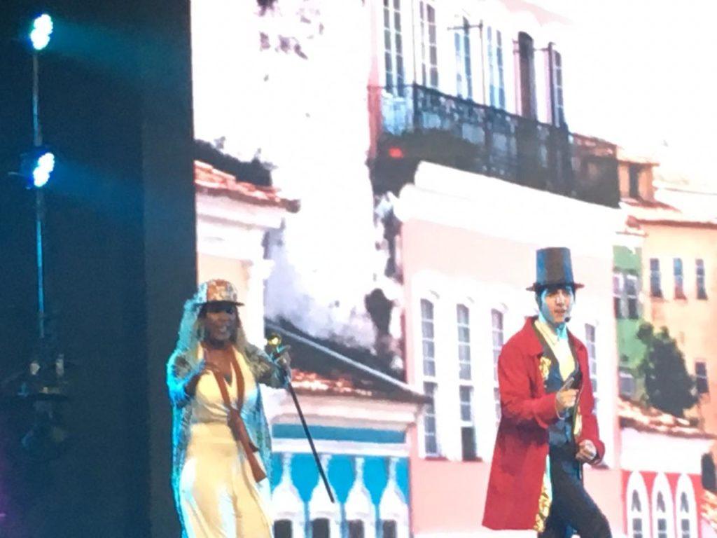 IMG 20181226 WA0057 1024x768 - A cantora Gospel Betânia Lima escreve o musical O Rei é Show