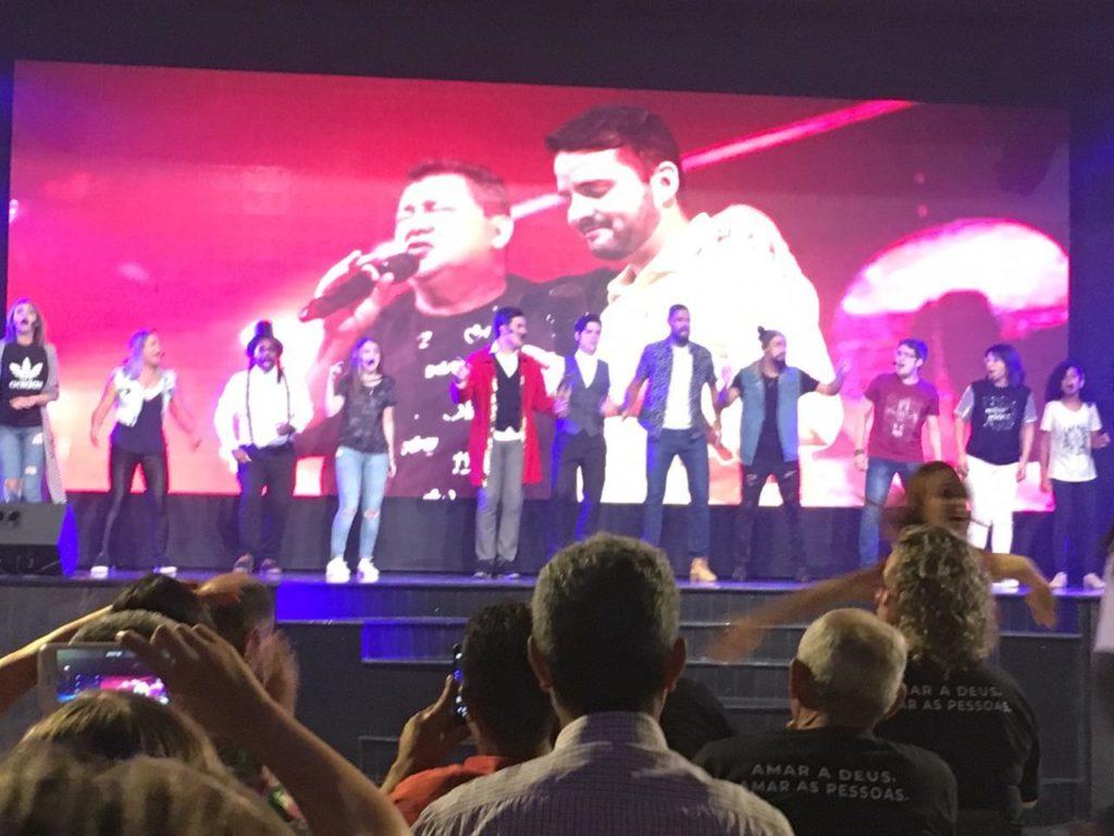 IMG 20181226 WA0061 1024x768 - A cantora Gospel Betânia Lima escreve o musical O Rei é Show