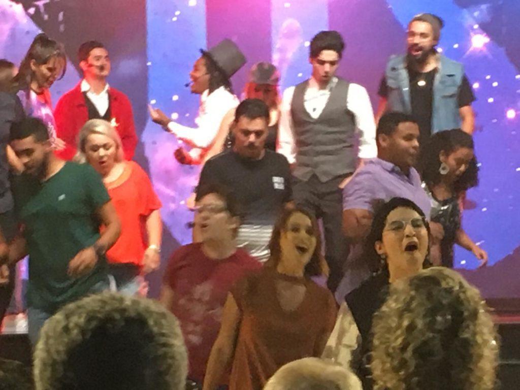 IMG 20181226 WA0062 1024x768 - A cantora Gospel Betânia Lima escreve o musical O Rei é Show