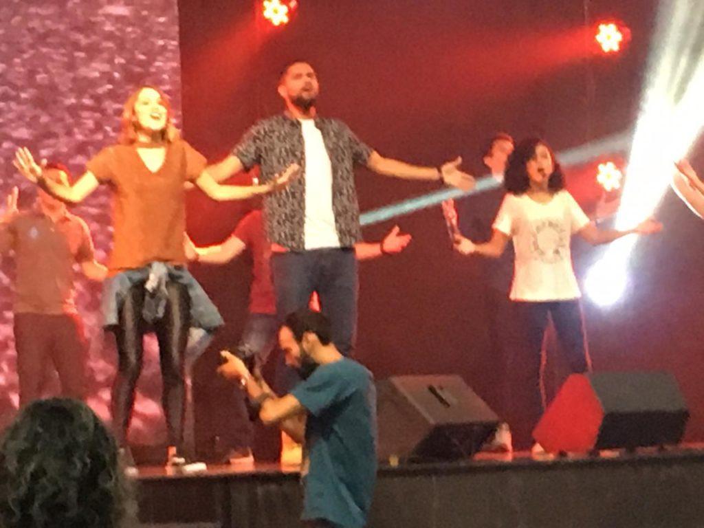 IMG 20181226 WA0065 1024x768 - A cantora Gospel Betânia Lima escreve o musical O Rei é Show