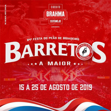 Festa do Peão de Barretos 2019