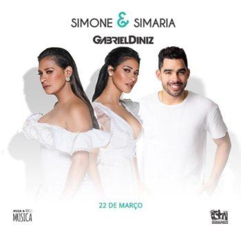 Simone e Simaria e Gabriel Diniz no CTN