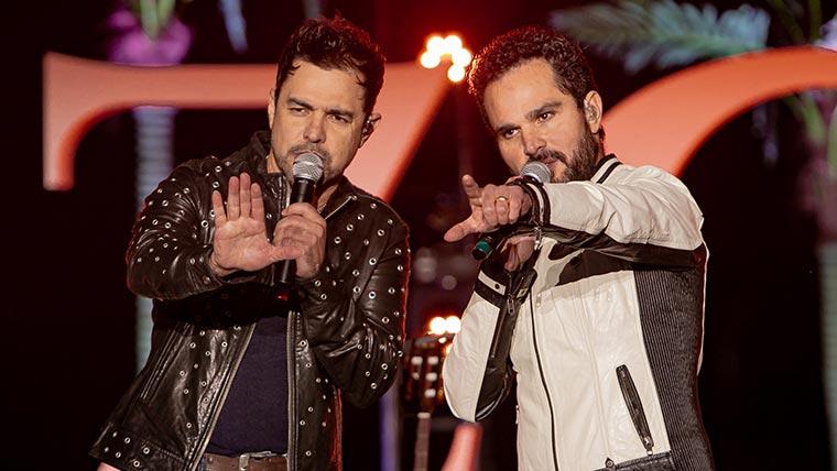 Completando 30 anos de carreira, Zezé Di Camargo e Luciano anunciam show celebrativo
