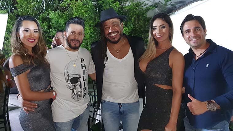 """Festa de lançamento da Playboy Portugal """"Ellen Santana"""""""