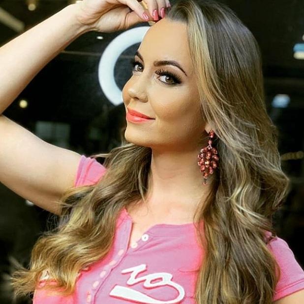 Atriz Jessyka Laynnejá ganhou 11 títulos de Miss