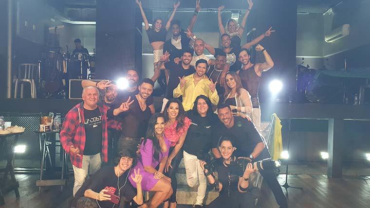 Live No Meio do Bar - Reginaldo Sama, Simara Pires, Rode Torres e Michele Alves