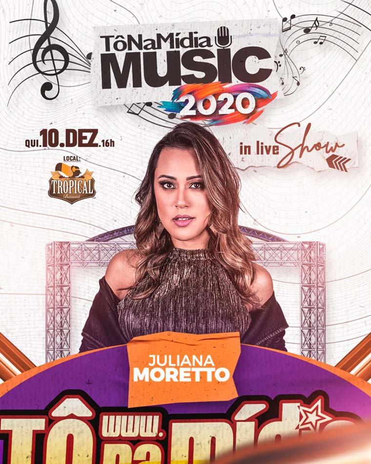 Tô Na Mídia Music 2020 - In Live