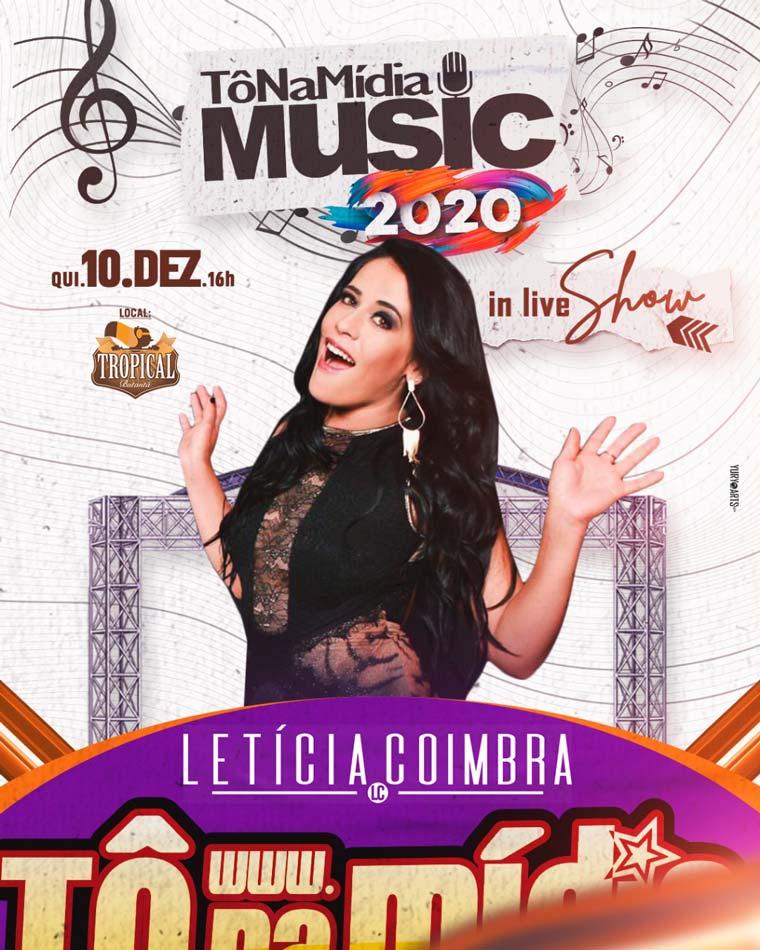 Tô Na Mídia Music 2020 - Live In Show