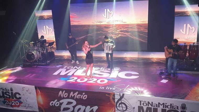 Tô Na Mídia Music 2020 In Live Show
