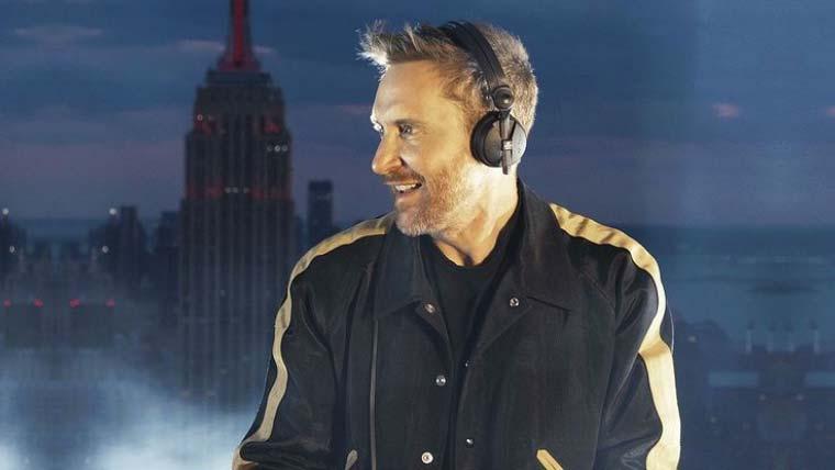 David Guetta e Dubai promovem live #UnitedAtHome do heliporto do hotel Burj Al Arab Jumeirah