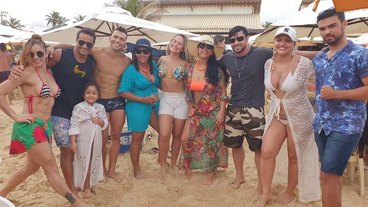Show Fabinho Mello no Mar da Espanha em Aracaju-SE