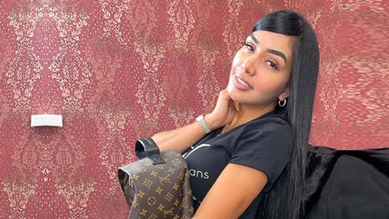 'Jessica Escobar' jovem estilista e modelo referência internacional