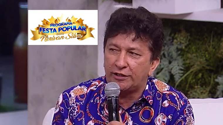 Programa Festa Popular com Nerivan Silva volta pra Rede NGT