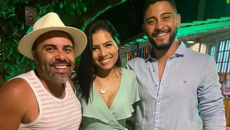Rodrigo Oliver é convidado para prestigiar casa Santo Congo em Vila Velha