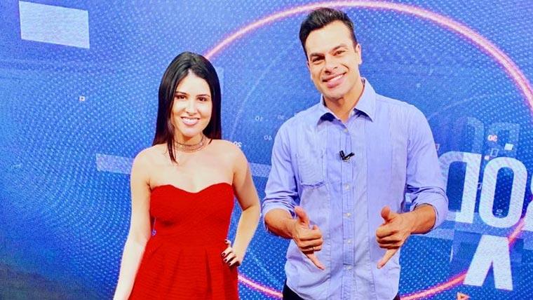"""Manu Cabanas participa do programa """"Direção Sobre Rodas"""" na RedeTV!"""