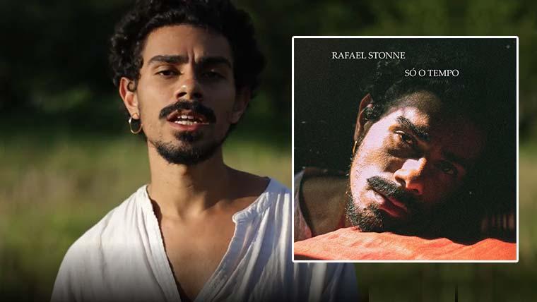 "Rafael Stonne mistura instrumentos clássicos novo single ""Só o tempo"""