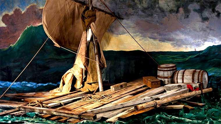 Mares calmos não fazem um bom marinheiro