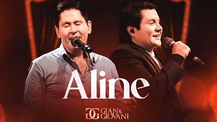 """Gian & Giovani divulgam """"Aline"""", faixa do DVD """"Cantam João Mineiro e Marciano"""""""