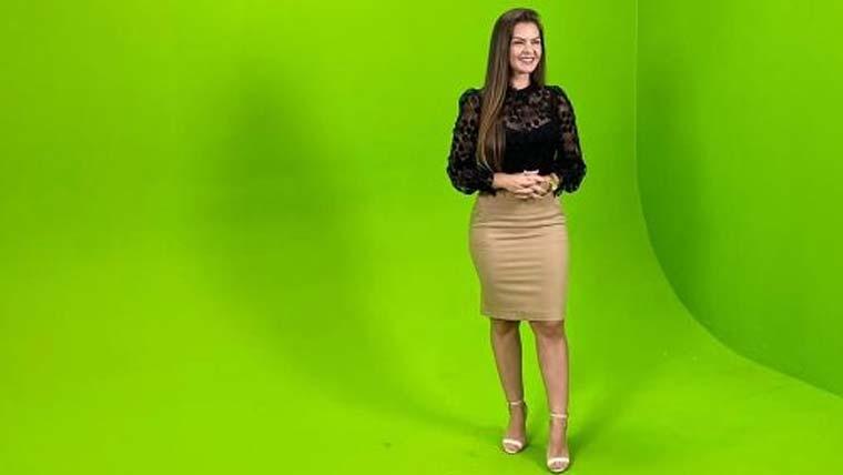 Previsão do tempo do BG estreia em novo formato pela Jornalista Fábia Siqueira