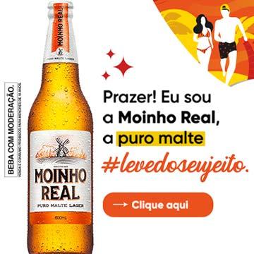 Cerveja Moinho Real