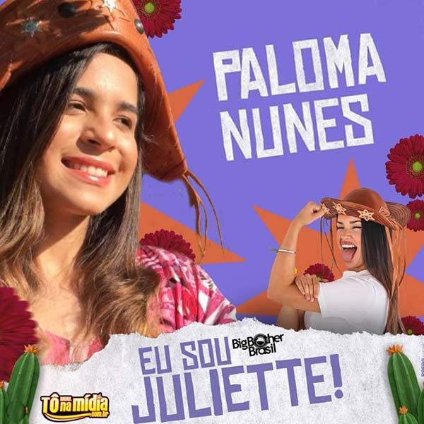 Paloma Nunes - Eu Sou Juliette