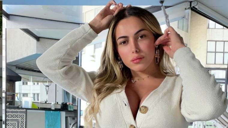 Modelo Emily Narizinho viraliza no TikTok