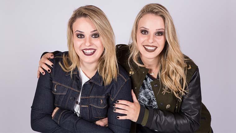 """Fernanda e Amanda chega com faixa do """"Projeto Acusticasso"""" releitura de sucessos"""