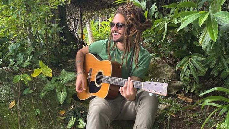 Gabriel Elias homenageia o reggae nacional em novo projeto