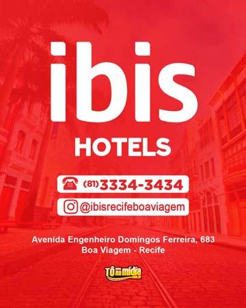 Hotel Ibis Boa Viagem - Recife-PE