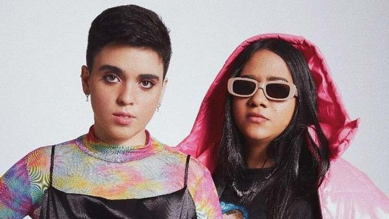 """'Nallua' anuncia o novo single, """"Minha História"""""""