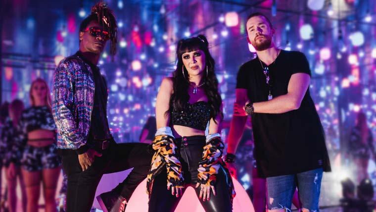 "Fenômeno Overdriver Duo lança novo single ""Teu Olhar"" feat. Toni Garrido"
