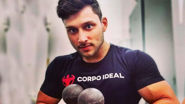 'Danilo Cruz' personal trainer de destaque no interior paulista