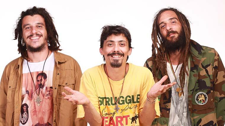 """Banda carioca 'Monte Zion' voltada à cultura rastafari com Daniel Profeta em """"Tradição"""""""