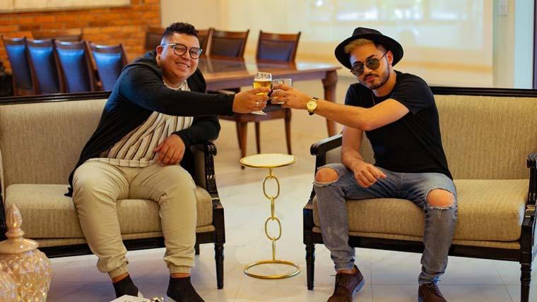 Vitor Limma lança música nova em parceria com KC Paredão