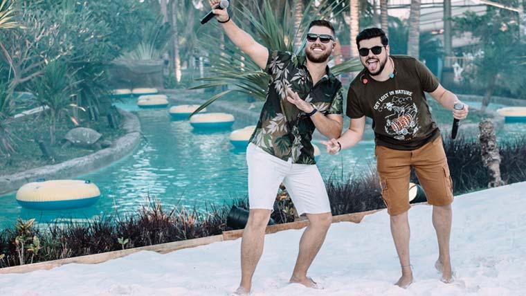 "Zé Neto & Cristiano lança álbum completo de ""CHAAAMA"""